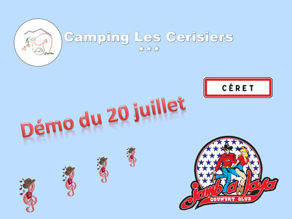 DEMO CAMPING A CERET