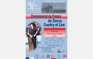 CHAMPIONNAT DE FRANCE COUNTRY & LINE DANCE