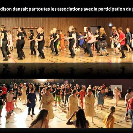 SOIREE DES ASSOCIATIONS DU 30.06.17 A THUIR